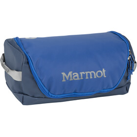 Marmot Compact Hauler Wash Bag, peak blue/vintage navy